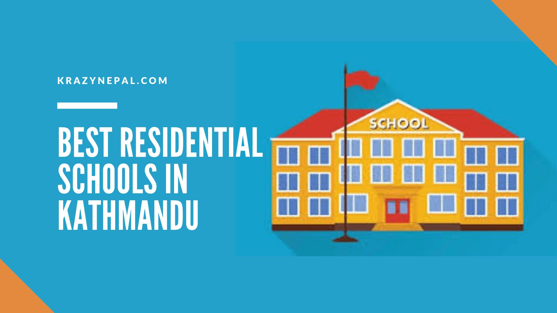 best residential school in kathmandu