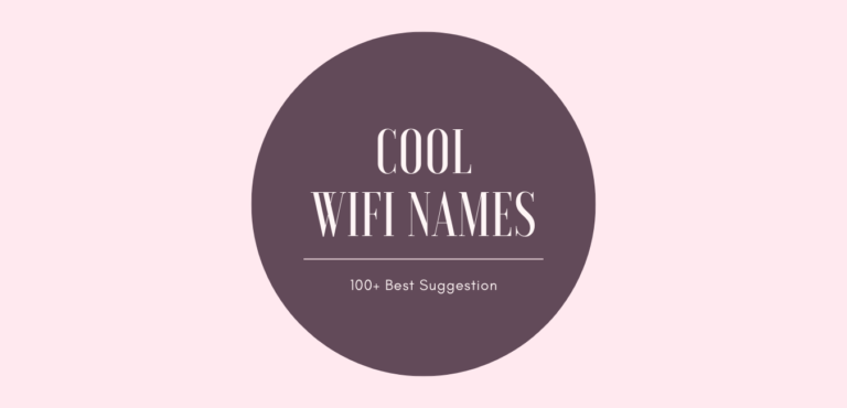 100+ Cool Wifi Names [2019 Updated]