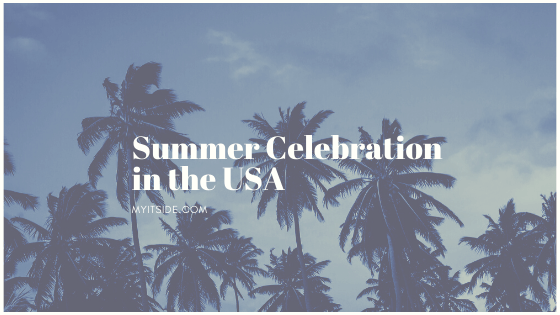 summer celebration in usa