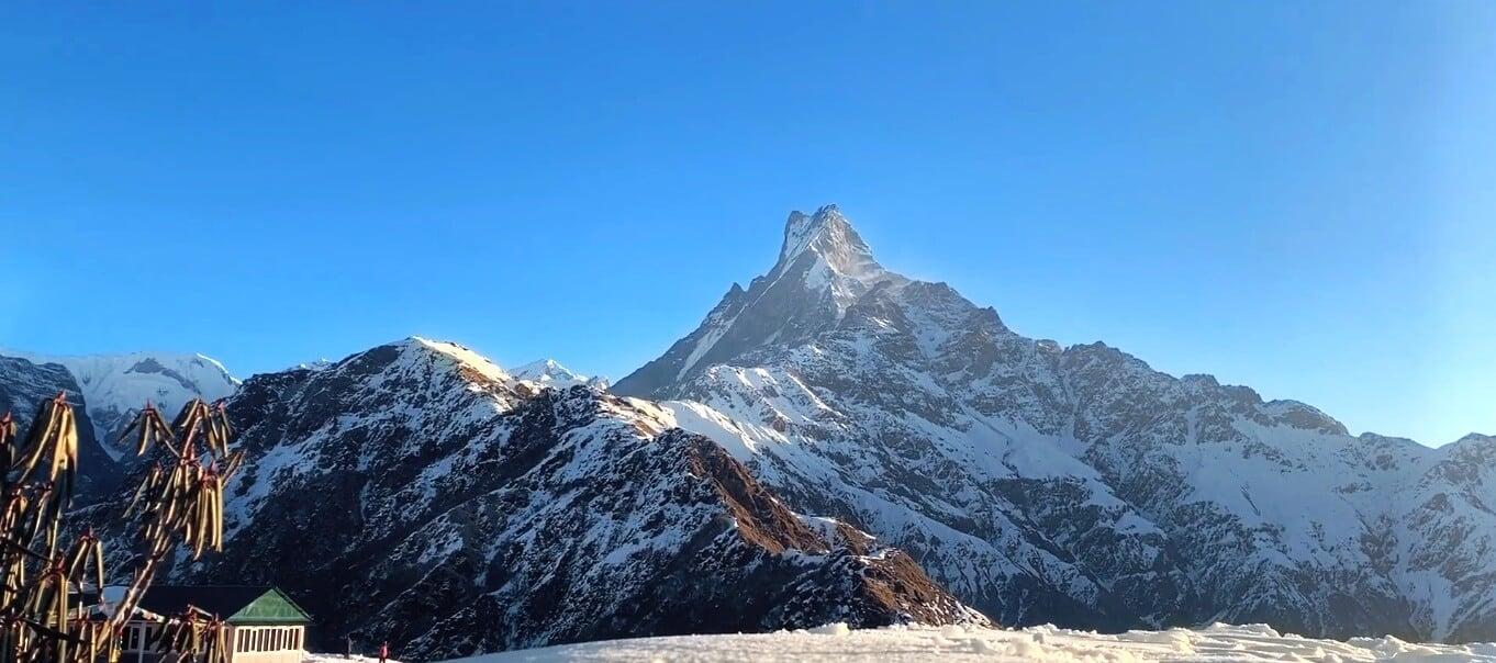 Mardi Himal Trek Information