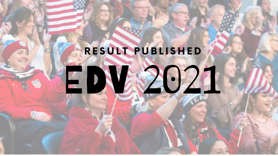 EDV Result 2021 Published