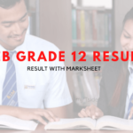 neb grade 12 result with marksheet(1)neb grade 12 result with marksheet