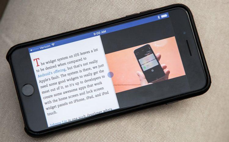 How To Start Split Screen On iPhone Or iPad?