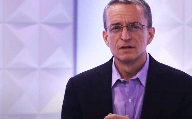 Intel chief warns of chip shortage for 2 years