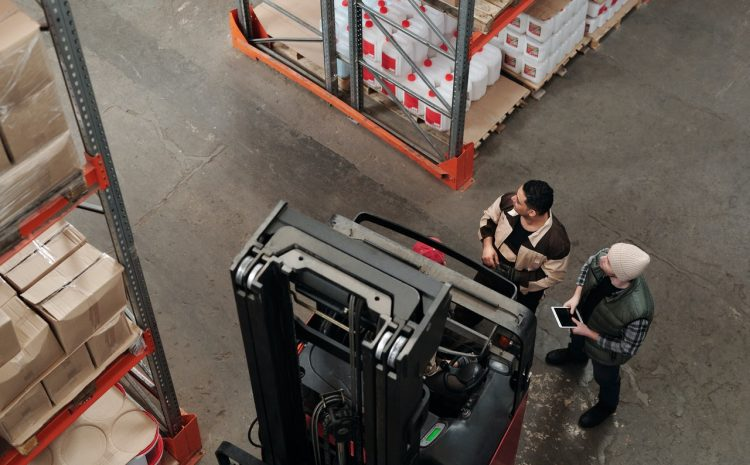 How Moffett Forklift assisted me in Covid-19