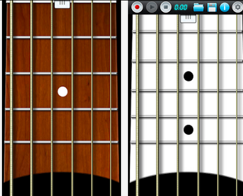 Music Identifying instruments Apps for Android And iOS
