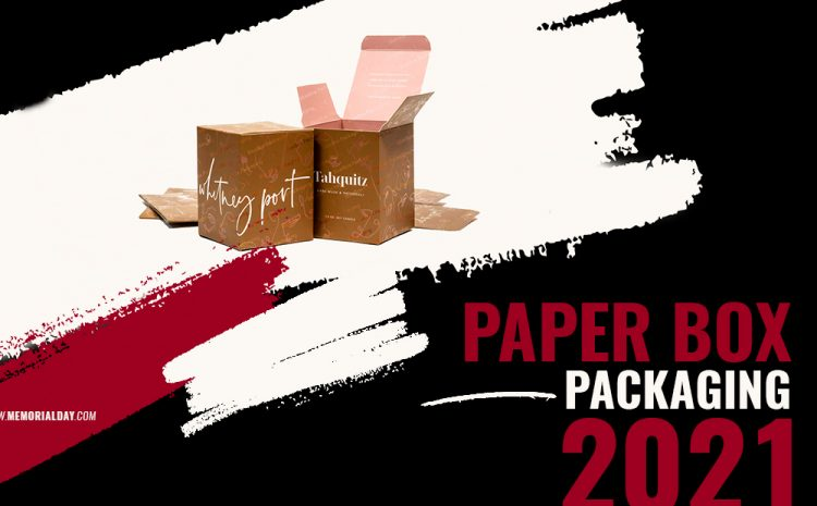 How paper boxes can bring ease to people's life