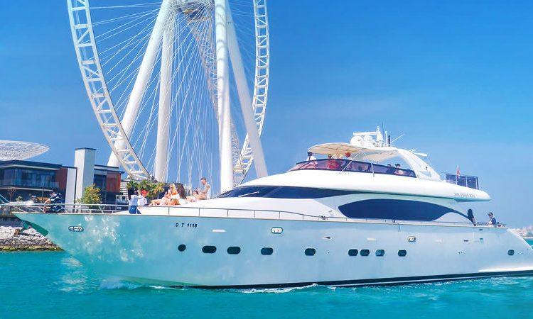 Yacht Rental: A Luxurious Experience in Dubai