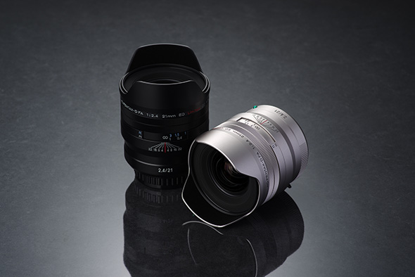 HD Pentax-D FA 21mm F / 2.4 ED Limited DC WR lens announced