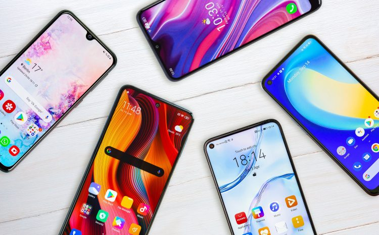 Which are the best 5g Smartphones available in Market