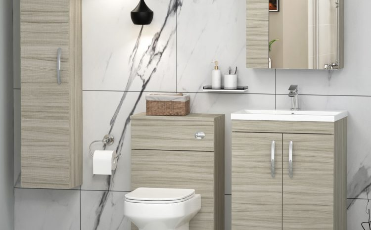 Make Your Bathroom a Stylish Space with Floor Standing Vanity Units With Basin UK