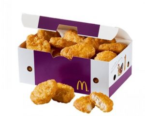 custom nugget boxes